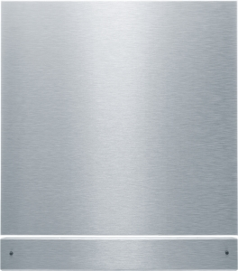 Siemens SZ 73125 Edelstahl-Außentür und Sockelblende speedGeschirrspüler-Zubehör