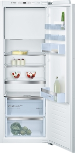 Bosch KIL72AF30 Einbaukühlschrank 158cm vitaFreshplus Gefrierfach LED A++