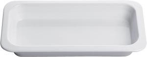 Siemens HZ36D513P Porzellan-Behälter-GN1/3-ungelochHerde/Backöfen-Zubehör