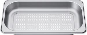 Siemens HZ36D613G Dampfbehälter gelocht, Größe SHerde/Backöfen-Zubehör