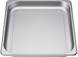 Siemens HZ36D643 Dampfbehälter, ungelocht, Größe LHerde/Backöfen-Zubehör