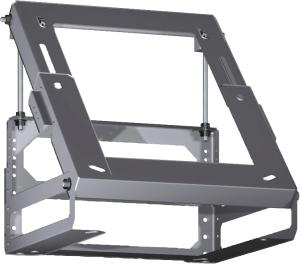 Bosch DHZ1240 Adapter für Dachschrägen vorne/hintenDunstabzugshauben-Zubehör
