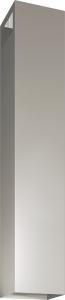 Bosch DHZ1255 Kaminverlängerung 1600 mm EdelstahlDunstabzugshauben-Zubehör
