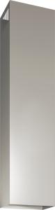 Bosch DHZ1256 Kaminverlängerung 1600 mm EdelstahlDunstabzugshauben-Zubehör