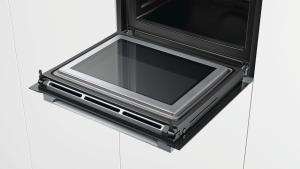 Bosch HMG6764S1 Backofen Edelstahl m.Mikrowelle u.pyrolytische Selbstreinigung