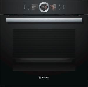 Bosch HSG636BB1 Dampfbackofen mit 12 Heizarten EcoClean Direct Beschichtung LED A+