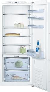 Bosch KIF51AF30 Einbaukühlschank 140cm Nische Vitafresh 0°C LED-Beleuchtung