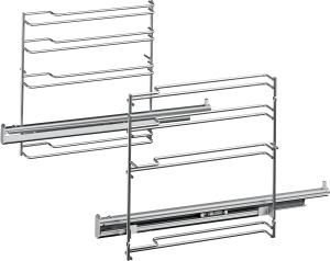 Bosch HEZ638D10Teleskop-Vollauszug 1-fach, DampffähigHerde/Backöfen-Zubehör