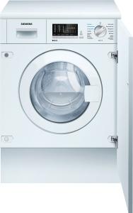 Siemens WK14D541Einbau-Waschtrockner vollintegrierbar 7/4 kg 1400U/min.