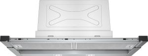 Siemens LI97RA540 Flachschirmhaube 90cm 740m³/h 2x3W LED-Bel. Dimmfunktion A ohne Griffleiste
