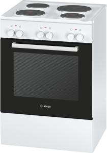 Bosch HSA420020 Standherd 60cm weiß 4 Heizarten