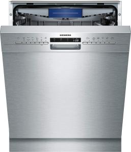 Siemens SN436S01KE Unterbaugerät - Edelstahl Geschirrspüler 60 cm Inkl. Sockelblech