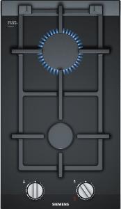 Siemens ER3A6BD70D 30 cm, Vario/Domino Gas-Schaltermulde, Glaskeramik