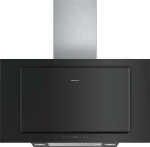 Siemens LC97FLP60Wandesse mit vertikalen Design 90cm Schwarz 710m³/h angenehm leise LED EEK:A