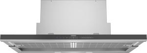 Siemens LI99SA683 Edelstahl 90 cm Flachschirmhaube Intensivstufe 930m³/h LED-Bel. Dimm-Funktion A+