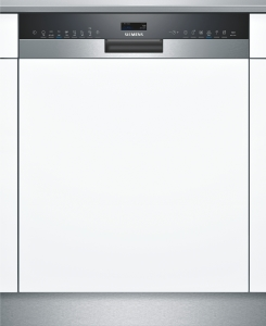 Siemens SN558S06TE Integrierbar - Edelstahl speedMatic Geschirrspüler 60 cm