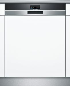 Siemens SN578S36TE Einbaugeschirrspüler integrierbar Edelst.60 cm 42/40dB Zeolith -HomeConnectA+++(-10%)