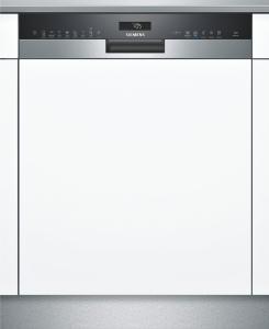 Siemens SN558S00IE Integrierbar - Edelstahl speedMatic Geschirrspüler 60 cm 44/41dB A+++