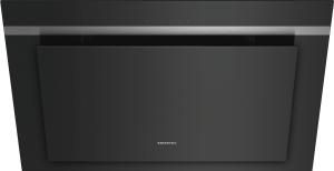 Siemens LC87JHM60 LC87JHM60 Schwarz Schwarz mit Glasschirm Wand-Esse, 80 cm