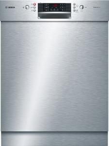 Bosch SMU46KS01E Silence Plus Geschirrspüler 60 cm Unterbaugerät - Edelstahl 46dB 6Programme Schublade A++