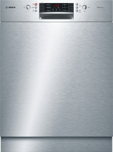Bosch SMU46CS01ESilence Plus Geschirrspüler 60 cm Unterbaugerät - Edelstahl