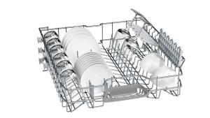 Bosch SMU25AS00E Silence Plus Geschirrspüler 60 cm UnterbaugerätEdelstahl 48dB 5programme A+