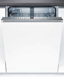 Bosch SBV46IX00ESilence Plus XXL-Geschirrspüler 60 cm Vollintegrierbar 46dB InfoLight A++