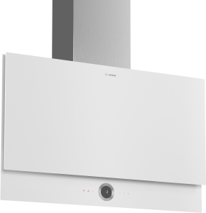 Bosch DWF97RV20Wandesse, 90 cm weiß Flach-Design 730 cbm/h LED-Modul