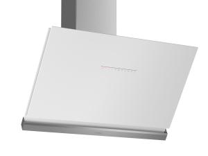 Bosch DWK98PR20Wandesse, 90 cm Schräg-Essen-Design weiß