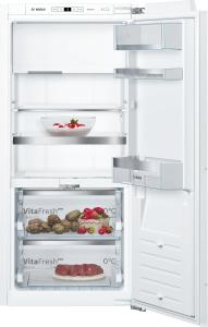 Bosch KIF42AD40l Einbaukühlschrank 122 cmFlachscharnier Profi-Türdämpfung VitaFresh pro A+++