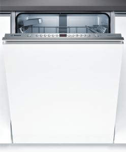 Bosch SBV46IX03E SuperSilence XXL-Geschirrspüler 60 cm Vollintegrierbar 44dB infoLight ab86,5cm Einbauhöhe