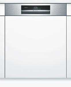 Bosch SMI88TS36EPerfectDry Geschirrspüler 60 cm Home Connect Integrierbar - Edelstahl