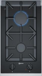 Neff NTA2329N(N23TA29N0D )Gas-Kochstelle Domino 30cm 9Stufen Designrahmen Edelstahl