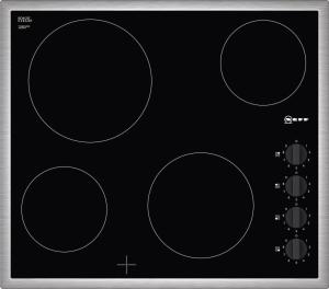 Neff TBK1640N ( T16BK40N0 ) Autarkes Elektro-Kochfeld mit integrierten Kochstellenreglern