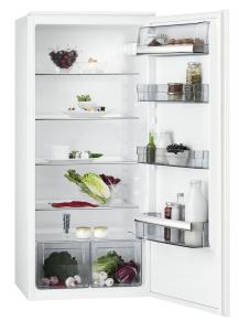 AEG SKB51221AS A++ Einbaukühlschrank ohne Gefrierfach, 123cm Nischenhöhe, Schlepptür-Technik