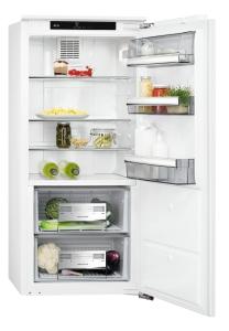 AEG SKE81226ZF A++ Einbaukühlschrank ohne Gefrierfach, 123cm Nischenhöhe, Festtür-Technik, 0-Grad-Zone