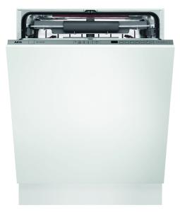 AEG FSE62700P Geschirrspüler 60cm vollintegrierbar 44dB - ExtraSilent 42dBab 7 L A++