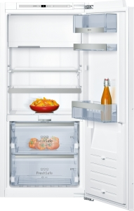 Neff KN446A3 ( KI8423D40 )Einbau-Kühlschrank mit Gefrierfach 123cm Flachscharnier 0°Zone A+++