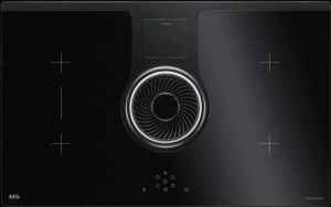 aeg ide 84242 i b induktionskochfeld mit integriertem dunstabzug nur f r abluft geeignet. Black Bedroom Furniture Sets. Home Design Ideas