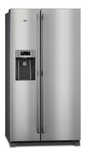 AEG RMB76121NXSide-by-Side mit Festwasseranschluss