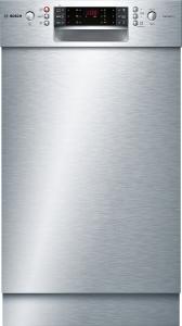 Bosch SPU66TS01EGeschirrspüler 45 cm Unterbaugerät - EdelstahlBesteckschublade 43dB A+++