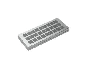 Siemens LZ10ITP00 CleanAir Aktivkohlefilter regenerierbar