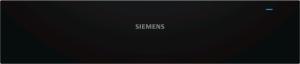Siemens BI510CNR0 Wärmeschublade Edelstahl, schwarz