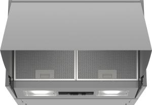 Bosch DEM66AC00 Zwischenbauhaube 60 cmsilber