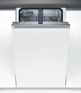 Bosch SPV46IX01E SuperSilence Geschirrspüler 45 cm VollintegrierbarEEK: A+ab 7l