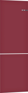 Bosch KSZ1BVE00 Austauschbare Farbfront für Vario Style Kühl-Gefrier-Kombination (Himbeere)