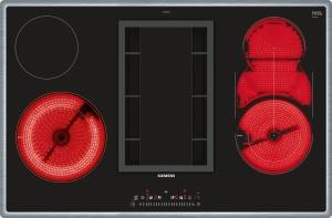 Siemens ET845FM11E Kochstelle mit integriertem Dunstabzug 80 cm