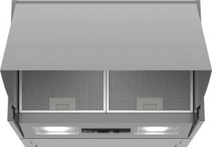 Neff DMAC641X ( D64MAC1X0 ) Zwischenbauhaube silber 60 cm