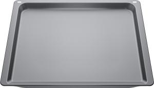 Neff Z11CB10E0 Backblech, emailliert, grau