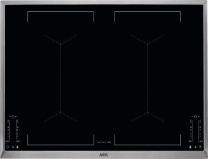 AEG IKE74451XB Kochfeld Induktion 4-fach MaxiSense PlusEdelstahlrahmen 70 cm